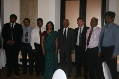 Workshop for secretaries to Ministries 2009