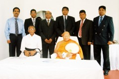 Opening Ceremony of PMI Operating Center at Rajagiriya 2009